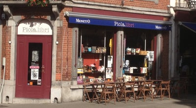 Photo of Bookstore Piola Libri at Rue Franklinstraat 66-68, Brussels 1000, Belgium