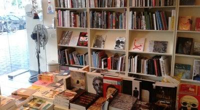 Photo of Cafe Book Worm (תולעת ספרים) at 9 Malchei Israel St., Tel Aviv, Israel