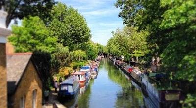 Photo of Harbor / Marina Little Venice at Blomfield Rd., London W2 1TH, United Kingdom