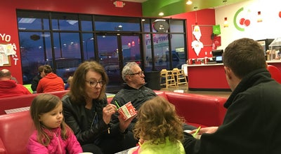 Photo of Ice Cream Shop CherryBerry Yogurt Bar at 2800 Hamilton Blvd, Sioux City, IA 51104, United States