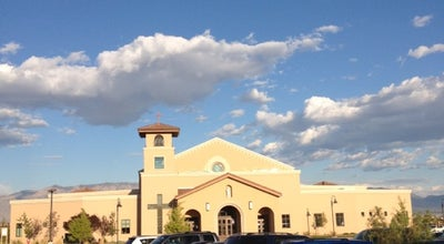 Photo of Church St. Jude Thaddeus Catholic Church at 5712 Paradise Blvd Nw, Albuquerque, NM 87114, United States