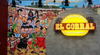 Photo of Burger Joint Hamburguesas El Corral at Colombia