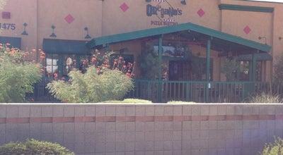 Photo of Pizza Place Oregano's Pizza Bistro at 1475 W Elliot Rd, Tempe, AZ 85284, United States