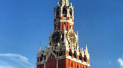 Photo of Monument / Landmark Спасская башня / The Saviour Tower at Московский Кремль, Москва, Russia