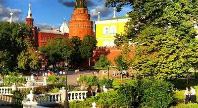 Photo of Park Александровский сад / Alexander Garden at Манежная Ул., Москва 119019, Russia