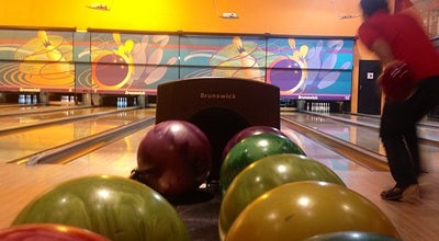Photo of Bowling Alley Game Station Bowling at Riomar Recife, Recife 51110-160, Brazil