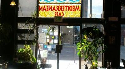 Photo of Mediterranean Restaurant Mediterranean Cafe aka Med Cafe at 118 E Kiowa St, Colorado Springs, CO 80903, United States