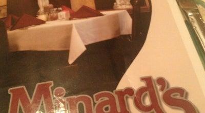 Photo of Italian Restaurant Minard's Spaghetti Inn at 813 E Pike St, Clarksburg, WV 26301, United States