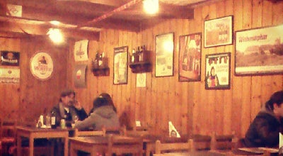 Photo of German Restaurant Fräulein Bierhaus at R. Isola Orsi, 33, Campos do Jordão 12460-000, Brazil