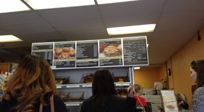 Photo of Bagel Shop Bagel World at 10 Sylvan St, Peabody, MA 01960, United States
