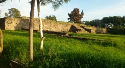Photo of Historic Site Zona arqueológica El Conde at Ozumba, Naucalpan de Juarez 53500, Mexico