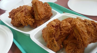 Photo of Fried Chicken Joint LA Chicken at 11780 Thorpe Rd, Richmond, Ca, Canada