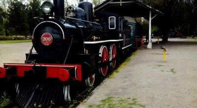 Photo of History Museum Museo Ferroviario de Santiago at Parque Quinta Normal S/n, Quinta Normal, Chile