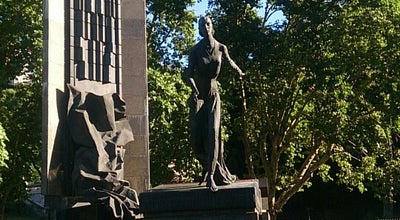 Photo of Plaza Plaza Evita at Av. Libertador, Recoleta 1425, Argentina