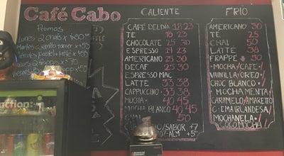 Photo of Coffee Shop Café Cabo at Blvd. Lázaro Cárdenas, Cabo San Lucas, Mexico