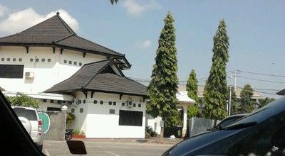 Photo of Mosque Masjid Al-Azhar at Jl. Raya Solo Baru - Baki Sukoharjo, Surakarta, Indonesia