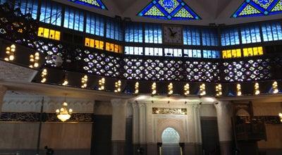 Photo of Mosque Masjid Negara (National Mosque) at Jalan Perdana, Kuala Lumpur 50480, Malaysia