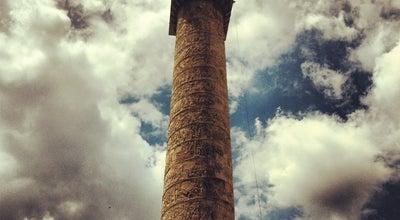 Photo of Monument / Landmark Colonna Traiana at Piazza Foro Traiano, Roma 00187, Italy