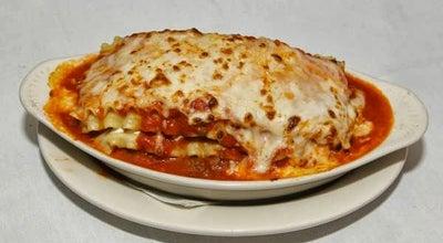 Photo of Italian Restaurant Lasagna Chelsea Restaurant at 196 8th Ave, New York, NY 10011, United States