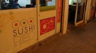 Photo of Sushi Restaurant SushiRed Valparaíso at Huito 580, Valparaíso, Chile