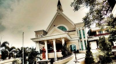 Photo of Church Gereja Katholik Paroki Santo Petrus Pekalongan at Jl Belimbing No 1, Pekalongan, Indonesia