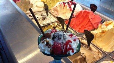 Photo of Ice Cream Shop Black Stone Creamery at 502 Sok Antalya Aquarium, antalya 07150, Turkey