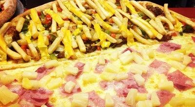 Photo of Pizza Place Bella Pizza at 5 Broad St, Elizabeth, NJ 07201, United States
