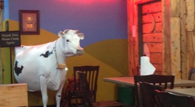 Photo of Burger Joint The Cow Calf-Hay at 3409 Wynn Dr, Edmond, OK 73013, United States