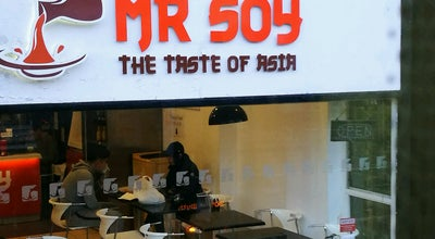 Photo of Restaurant Mr Soy at 8 St. Marys Place, Newcastle upon Tyne NE1 7PG, United Kingdom