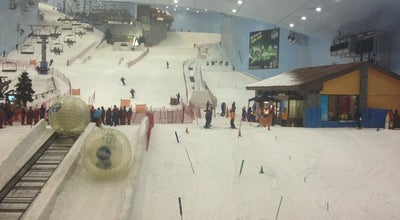 Photo of Ski Area Ski Dubai دبي سكي at Mall Of The Emirates, Dubai 115443, United Arab Emirates