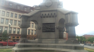 Photo of Park Monument Square at Troy, NY 12180, United States