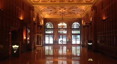 Photo of Hotel Biltmore Gallery Bar at Los Angeles, CA, United States