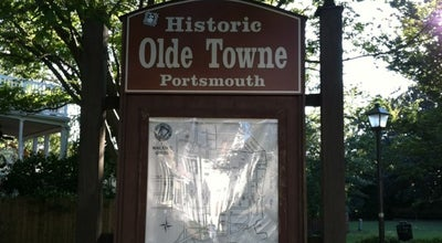 Photo of Historic Site Olde Towne Historic District at Portsmouth, VA 23704, United States