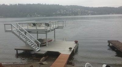 Photo of Lake Lake Sammamish at Sammamish, WA, United States
