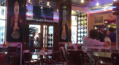 Photo of American Restaurant Домино Burger Diner at Ул. Большая Советская, Д. 24, Смоленск, Russia