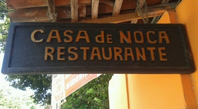 Photo of Brazilian Restaurant Restaurante Casa de Noca at R. Da Bertioga, 243, Olinda 53120-120, Brazil
