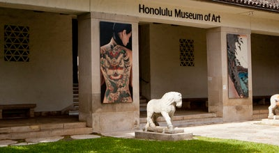 Photo of Art Museum Honolulu Museum of Art at 900 S Beretania St, Honolulu, HI 96814, United States