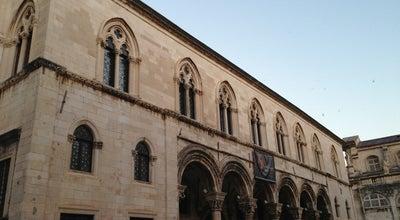 Photo of History Museum Knežev dvor (Rector's Palace) at Pred Dvorom 1, Dubrovnik 20000, Croatia
