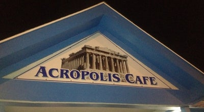 Photo of Greek Restaurant Acropolis Cafe at 43 Madeira Street, Nassau, Bahamas
