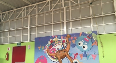 Photo of Playground Salón de Fiestas Infantiles Woohoo Party Place at Mariano J. García 1367, Irapuato, Mexico