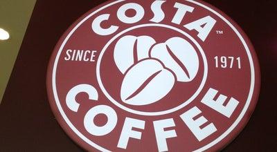 Photo of Coffee Shop Costa Coffee at Mega Astana Mall, 2nd, Astana, Kazakhstan