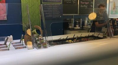 Photo of Dessert Shop La' Berry at 225 W Broughton St, Savannah, GA 31401, United States