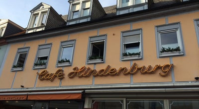 Photo of Dessert Shop Cafe Hindenburg at Maximilianstr. 91, Speyer 67346, Germany