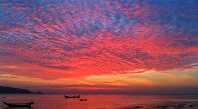 Photo of Beach หาดกะหลิม (Kalim Beach) at Kathu 83150, Thailand