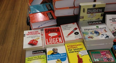 Photo of Bookstore Mayersche Buchhandlung at Harkortstraße 61, Dortmund 44225, Germany