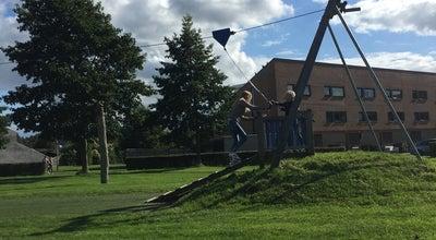 Photo of Playground Speeltuin Buitenhof at Fivelgolaan 1, Groningen, Netherlands