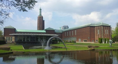 Photo of Park Museumpark at Melkkoppad, Rotterdam 3015, Netherlands