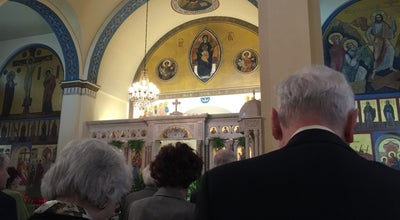 Photo of Church Greek Orthodox Metropolis of Boston at 162 Goddard Ave, Brookline, MA 02445, United States