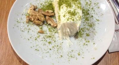 Photo of Cafe Tarçın Patisserie at Osmangazi Mh Behçet Arabi Cd. Haliliye, Şanlıurfa 63200, Turkey