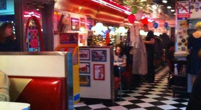 Photo of Diner Starlite Diner at Большая Садовая Ул., 16, Москва 123001, Russia